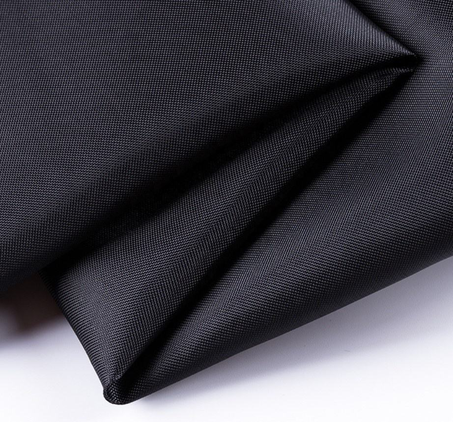 wholesale pu coated waterproof 210d polyester oxford fabric 15*21