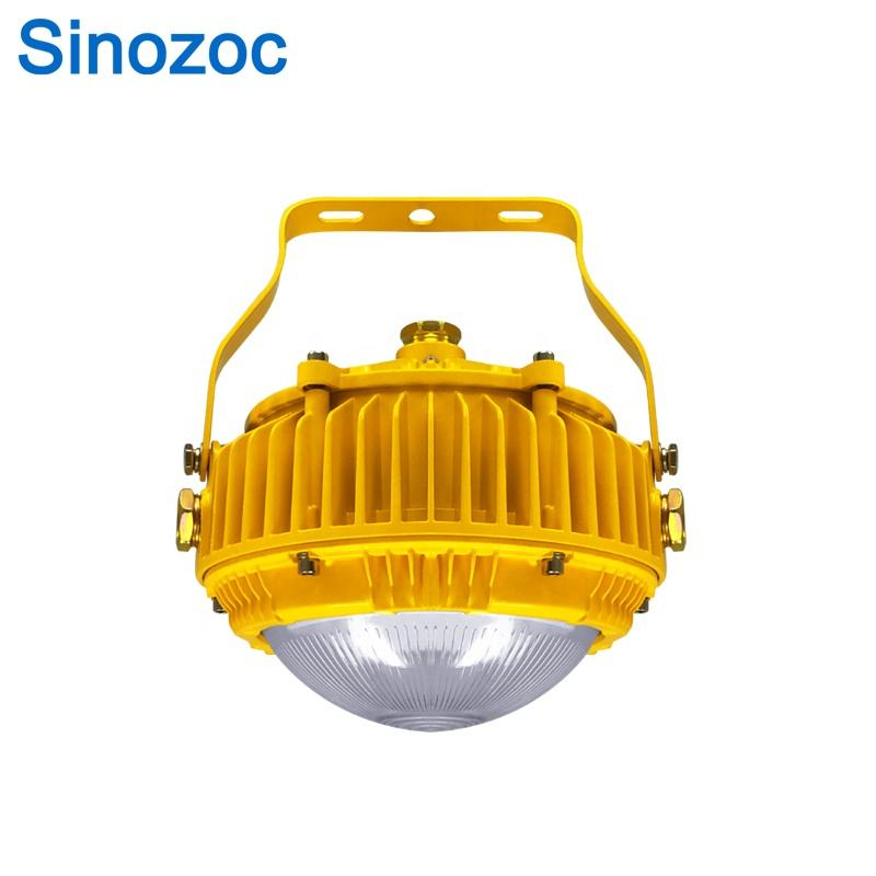 Sinozoc CE 40-80W high power led explosion proof light high power led explosionproof lamp