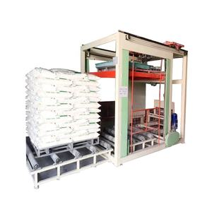 Automatic packing bag Palletizer system Machine