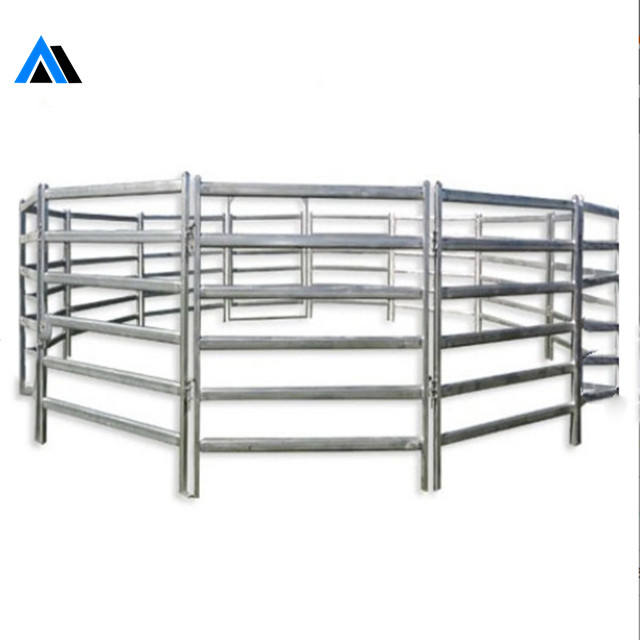 Cattle fence panel fence for cattle wholesale bulk cattle fence factory supply cheap