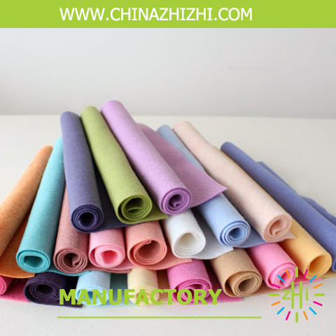 alibaba express 1mm, 3mm natural wool felt 100% nonwoven high quality felt