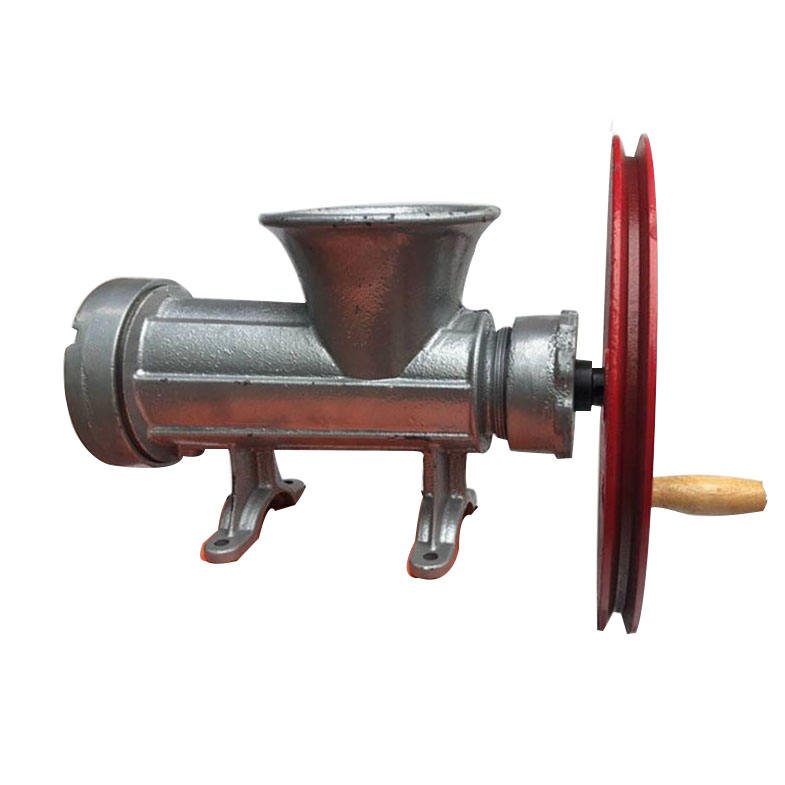 No. 32 Cast Iron Meat Grinder Mincer Chicken Machine different Disc Cross Knife with Bearing version Sausage filler parts