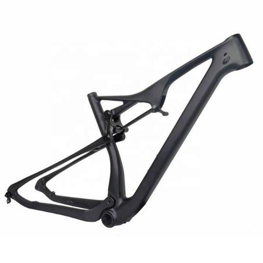 Synergie Di2 Full Suspension 29ER Carbon MTB Frame 29 er Full Suspension Carbon Enduro MTB Frame