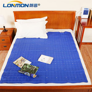 Lonmon Water cooled mattress pad with air conditioner fan student dormitory bed cooling mattress pad electric