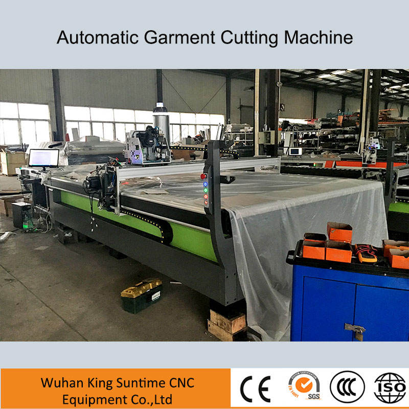 YINNENG Industrial Cloth End Cutter Automatic Textile/Fabric Cutting Machine