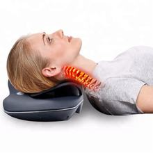 Cervical spine care personal electric air neck traction device
