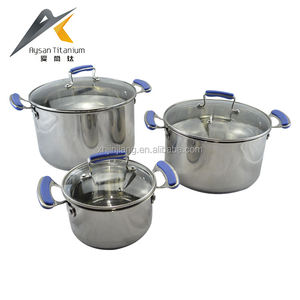 Wholesale ss201 wire handle and knob kitchenware bakelite handle parini camping cookware