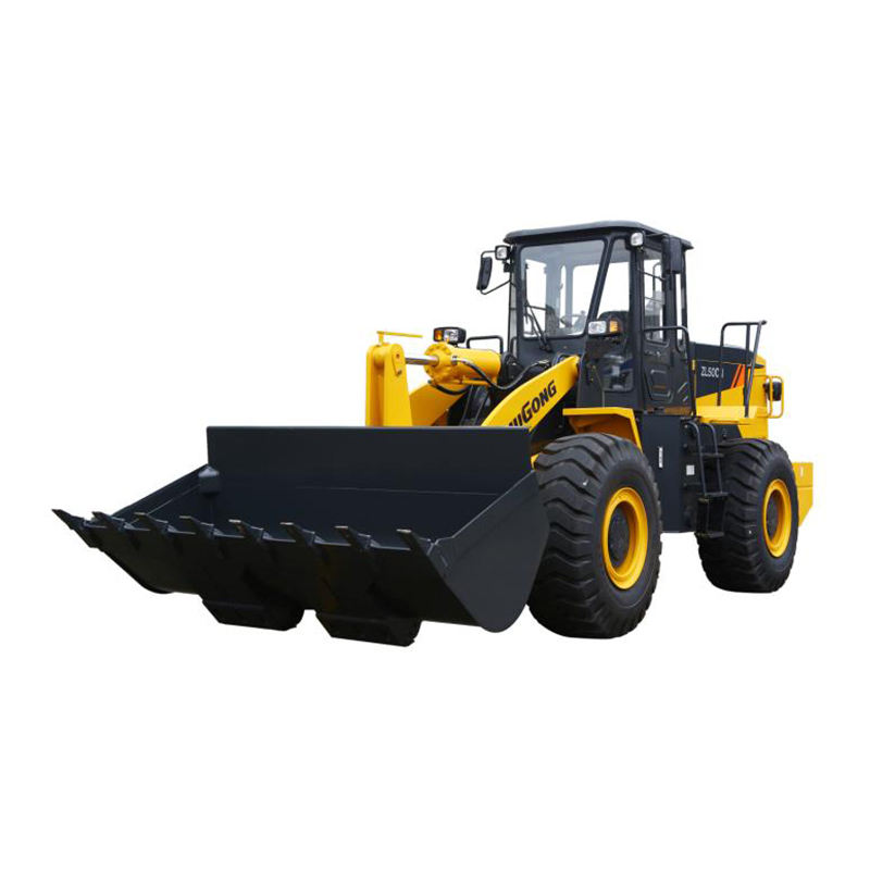 Best Price Payloader Liugong 3 ton Wheel Loader CLG835/CLG835H in Stock