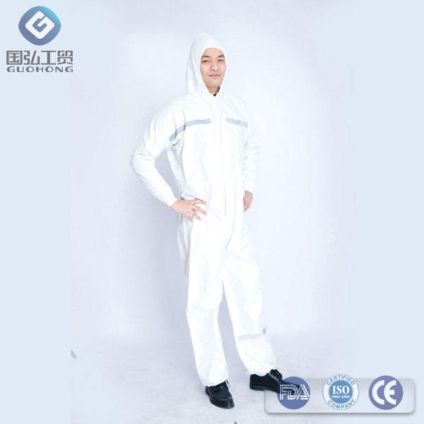 Overol Industrial Desechable... Ropa Security Ropa De Trabajo