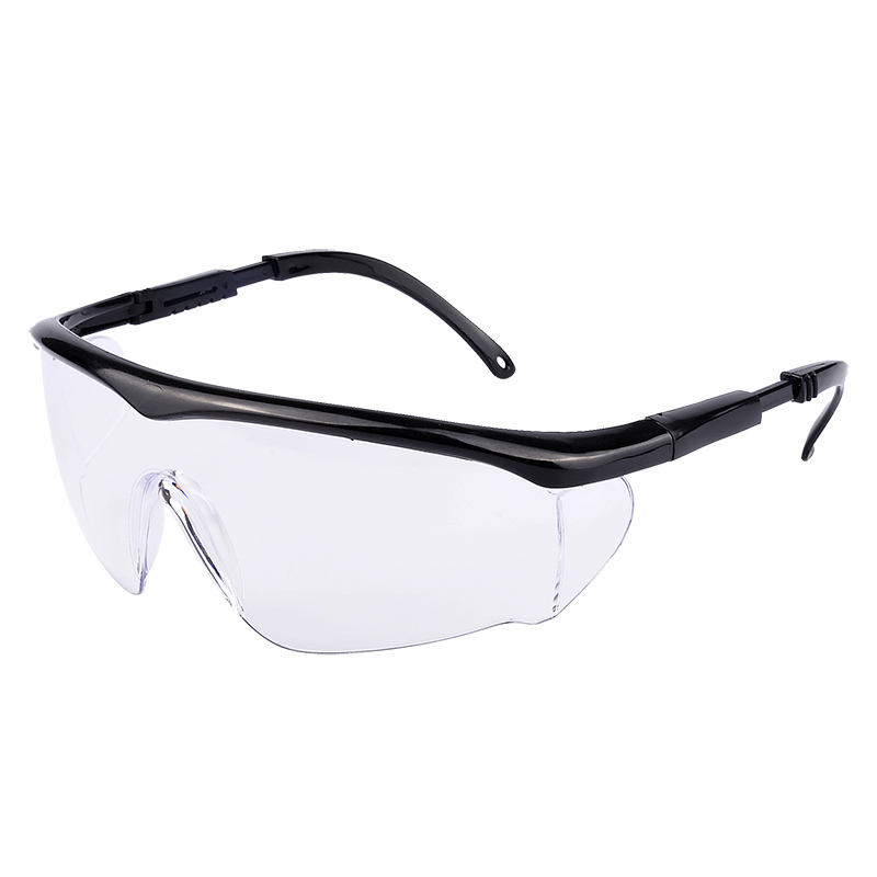 2020 CE ANSI Z87 Lab use clear lens tinted safety spectacles