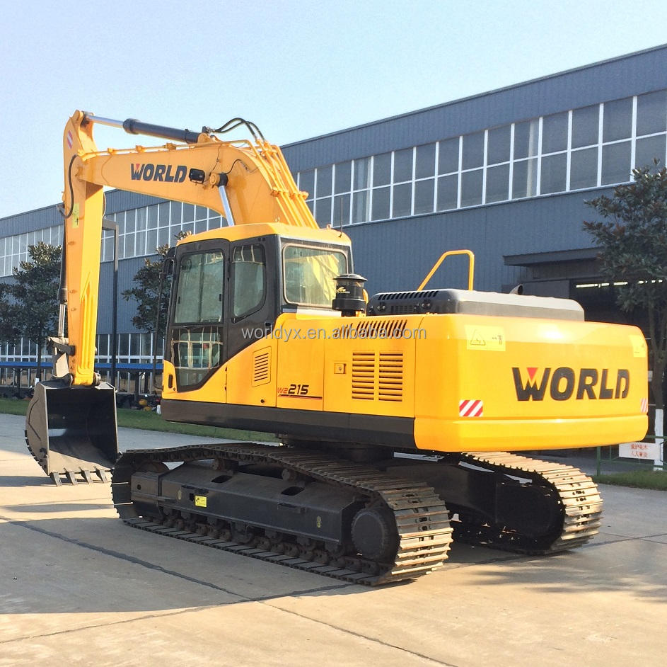 crawler type hydraulic excavators compete with 320 excavator