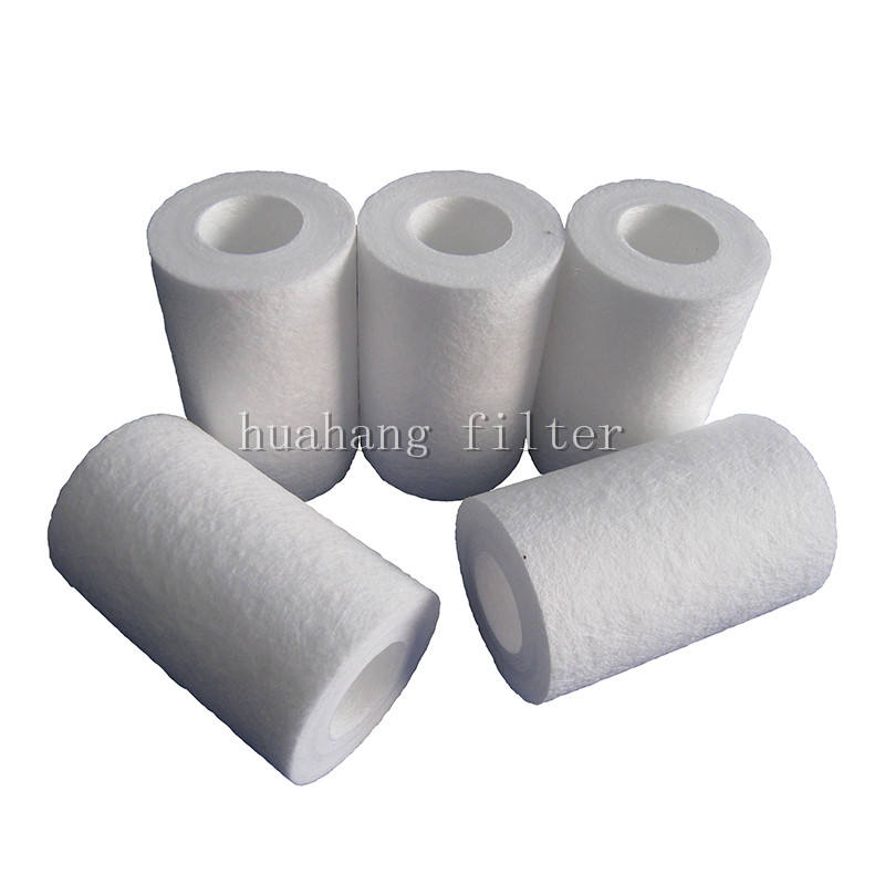 5 micron 10inch sediment pp melt blown filter cartridge for water purifier