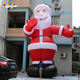 lighted outdoor christmas man 20ft christmas inflatable santa model