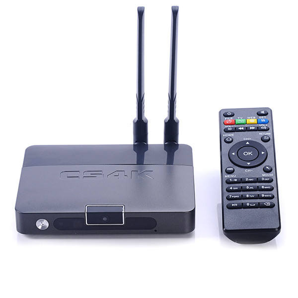 2019 HOT SALE ! CS4K RK3288 Quad-core 2/8GB Smart Tv box 4K*2K HD Media player Android4.4 Karaoke Tv Box