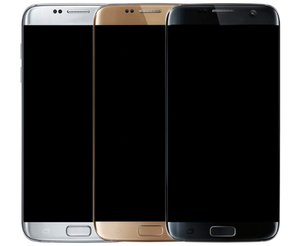 Lcd assembly Touch Screen with frame for samsung Galaxy s7 edge g935f g935