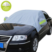 Outdoor peva snow proof windshield car cover