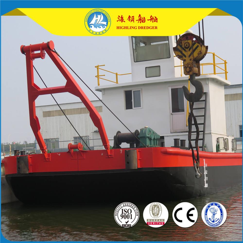 multi-function service boat, tug boat