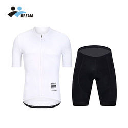 Breathable Men's Cycling Jersey Set Bicycle Short Sleeve
