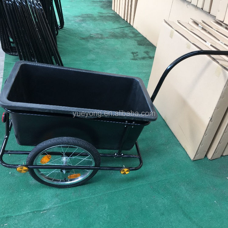 Poly Bike Cargo Trailer ,bicycle trailer