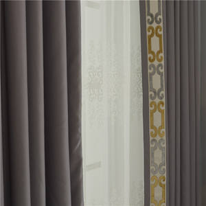 JBL Wholesale Popular 600D Polyester Blackout Fabric for Curtain Home Textile Woven 100% Polyester Upholstery Plain