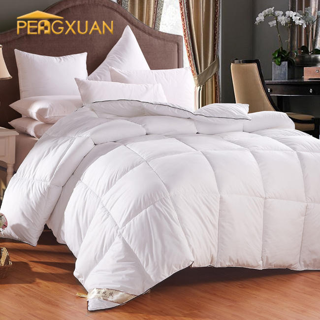 Hotel winter down quilt malaysia comforter set bedding luxury bedding set 100% cotton comforter