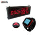 Token Display System Most Hot Sales Wrist Pager Electronic Ring Bell Wireless Waiter Buzzer