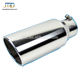 Mirror Polished Truck Exhaust Pipe Diesel Tip/truck exhaust stack with hot sale