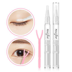 New custom makeup tools invisible double eyelid glue styling adhesive