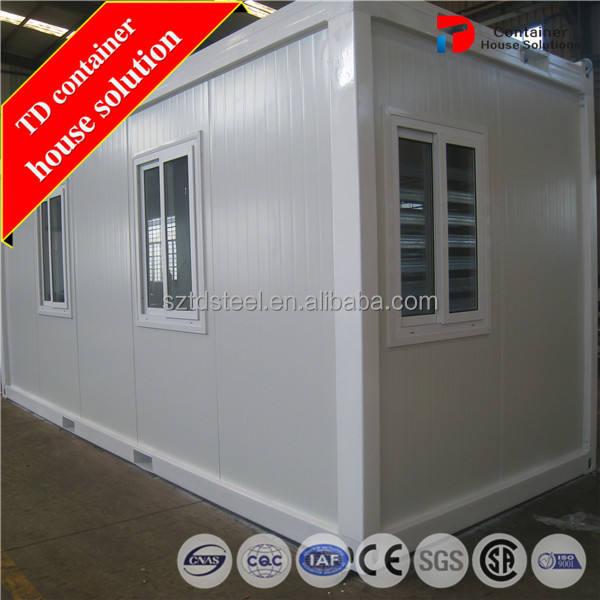 ISO transporte de contenedores oficina
