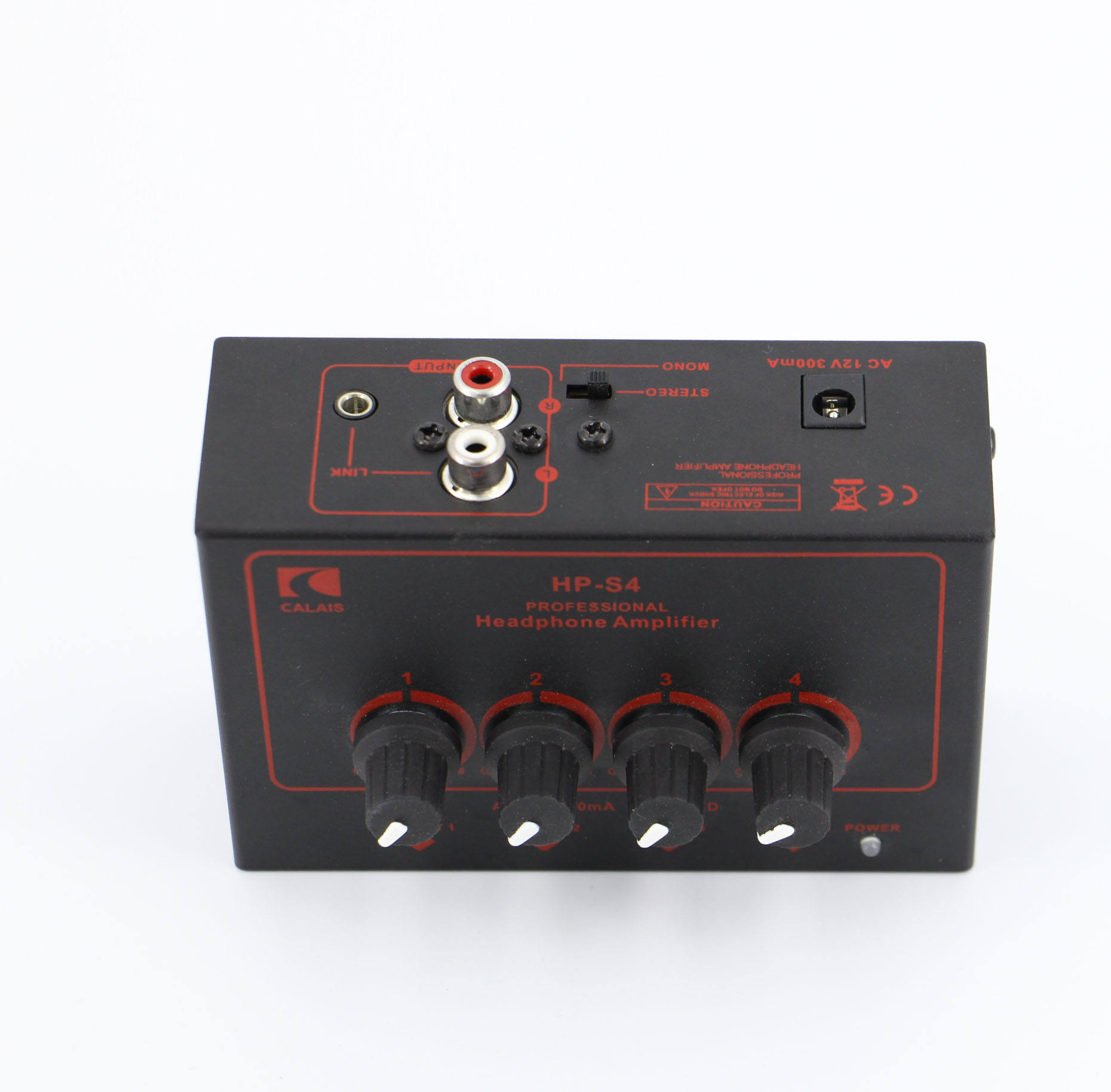 China Stock tube headphone amplifier for home