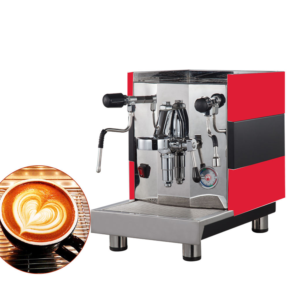 Wonderful new arrival Malaysia pump commercial coffee machine