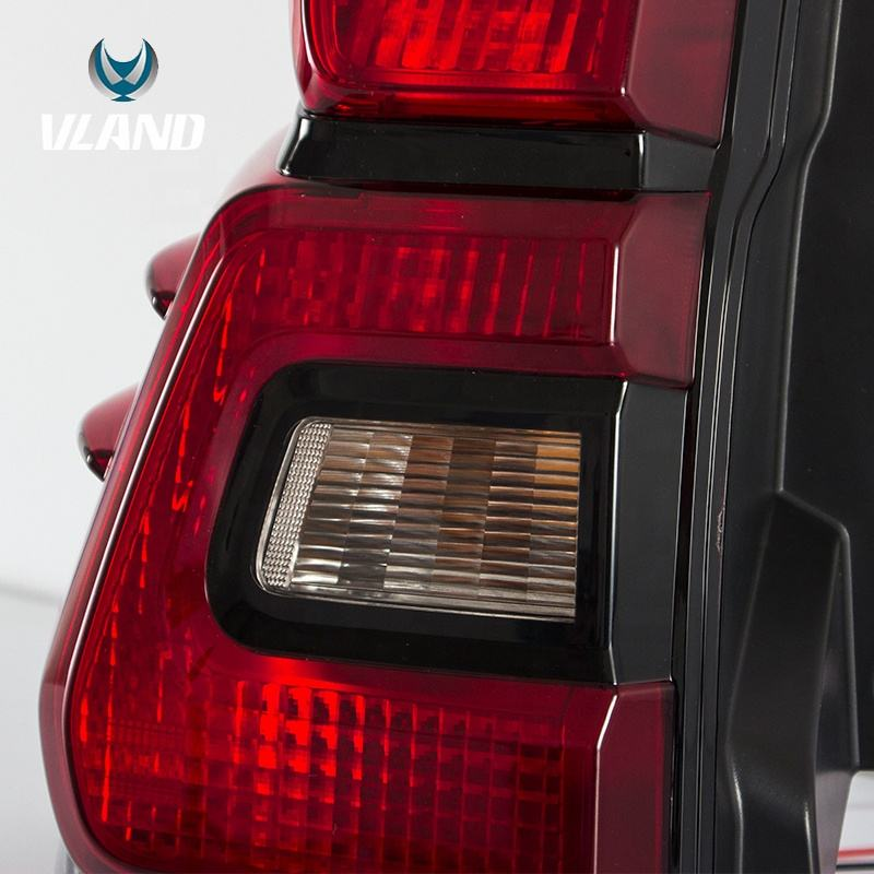 VLAND High Quality Tail Lamp For Land Cruiser Prado 2018 Year Prado Tail Light