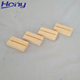 Hot Sale Factory Price Solid Pine Wood Price Label Tag Stand Holder