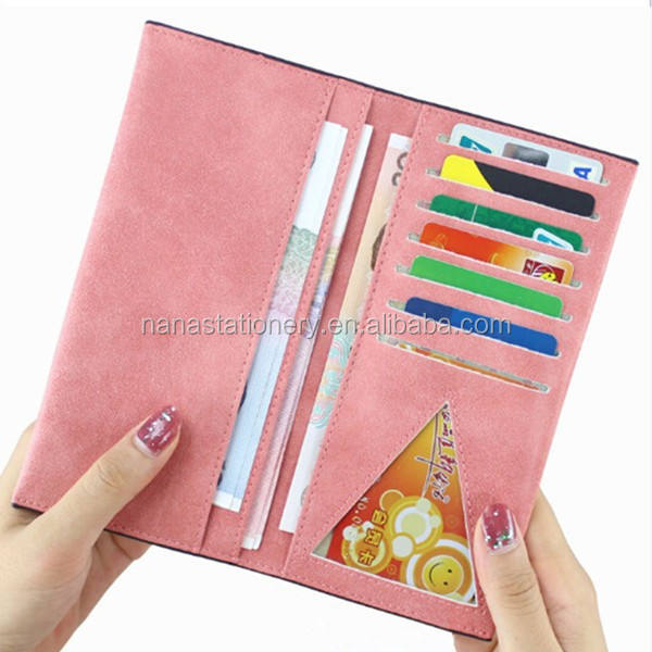 Light wallets for lady