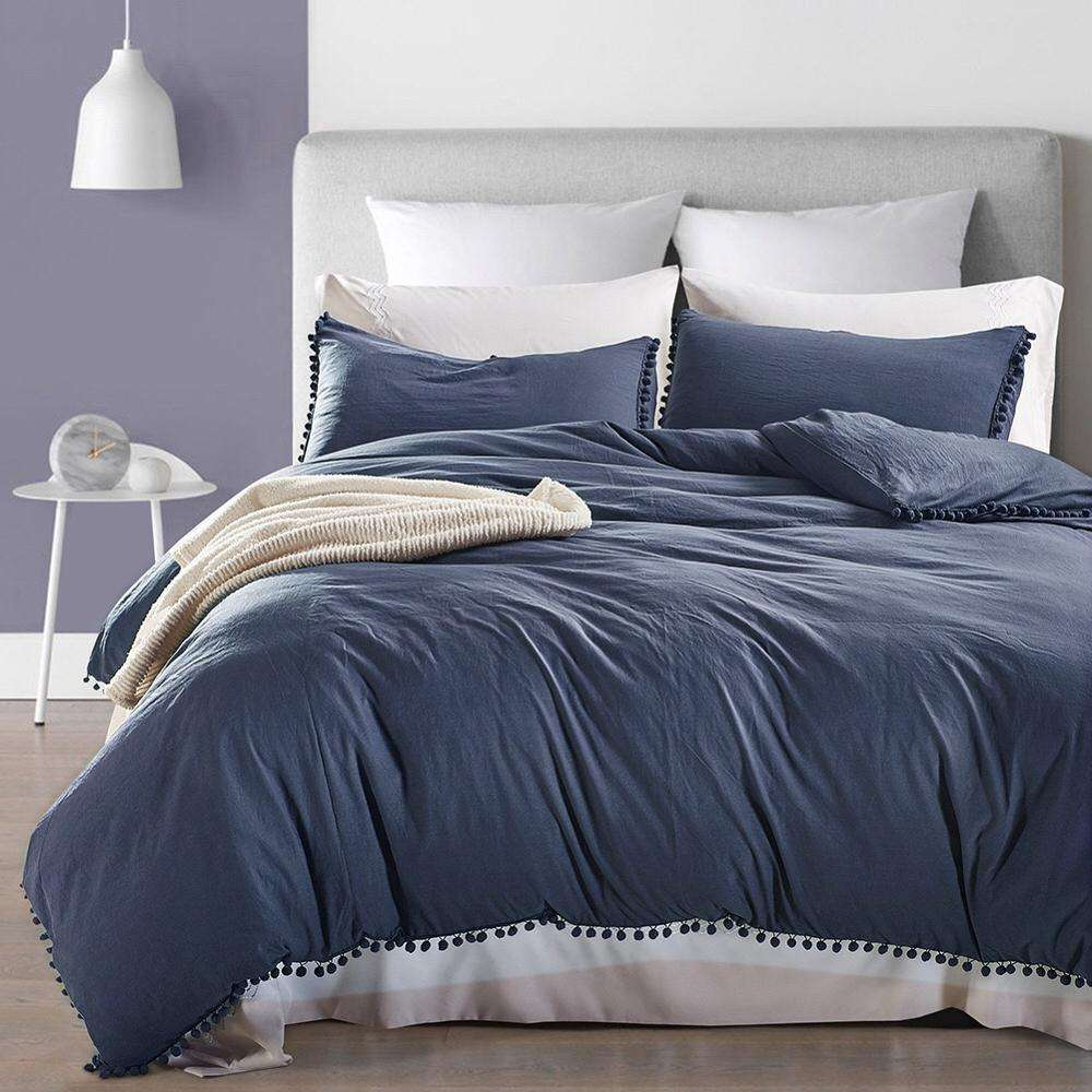 Duvet Set Hot Selling Soft Comforter Cover Bedding 3 Pieces 100% Polyester 1duvet 2 Pillow Case