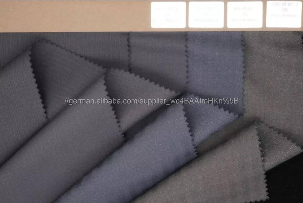 Supreme wolle modal mischung woven wolle stoff mühlen