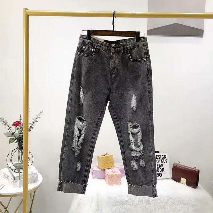 Wholesale Brands Blend Denim Mom Jeans