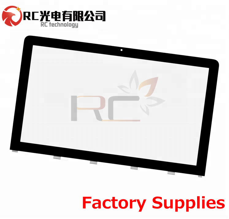 "(RC)Factory suppliers 100% NEW 21.5"" A1311 LCD Front Glass For iMac LCD Screen Glass 2009 2010 2011 Year"
