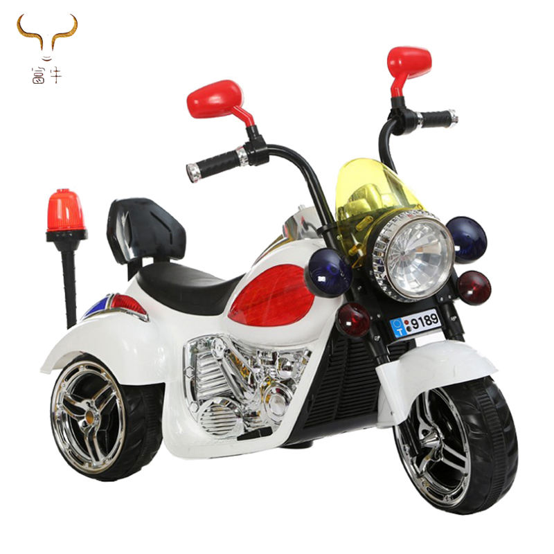 children three wheels 12v electric motorcycle / baby motorbike 6v Children Toy Motorcycle For Kids