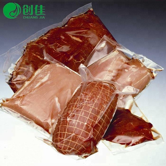 Transparent Waterproof Co extruded PA/PE Nylon Food Vacuum Plastic Packaging Bag