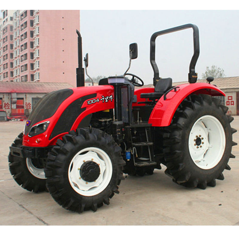 China Suppliers Farming Tractor,100hp Agriculture Machinery Equipment Tractor