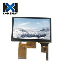 Factory direct lcd video brochure card touch screen monitor module to draw graphics