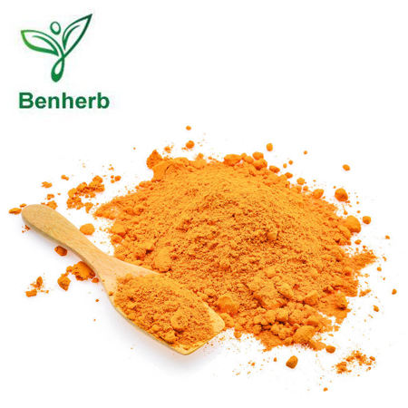Bulk curcumin 98 % powder with organic curcumin 65%
