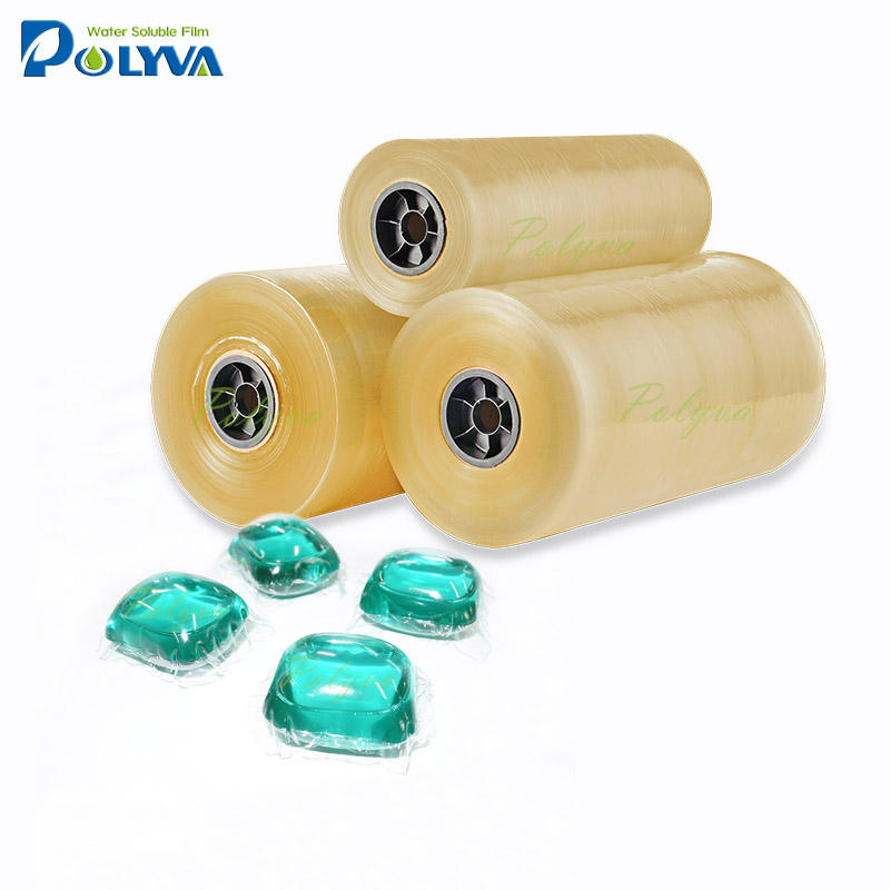 Eco-friendly biodegradable water soluble pva film