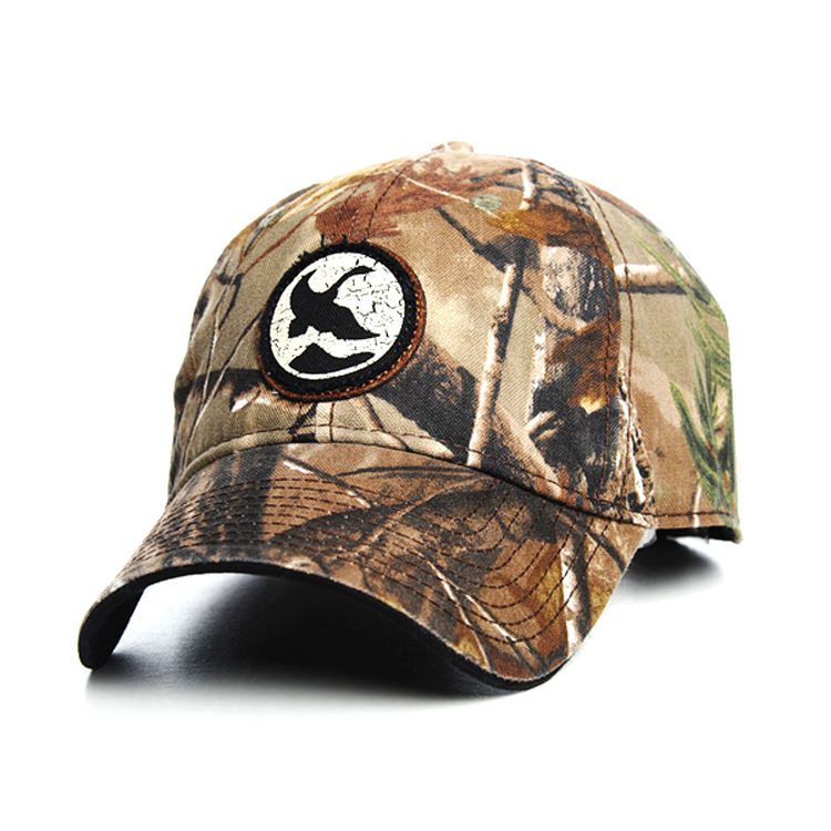 Army Military Camp Camouflage Hunting Baseball Hats