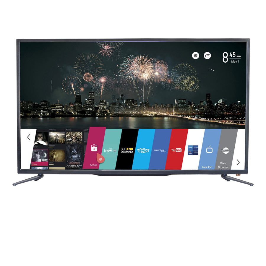 Built-In WIFI FHD 43 Inch Televisi/3D Dled 4.4 Wifi TV LED/ATV/Dvb-t/DVB-T2/ ISDB-T/USB/3D Video Smart LED TV