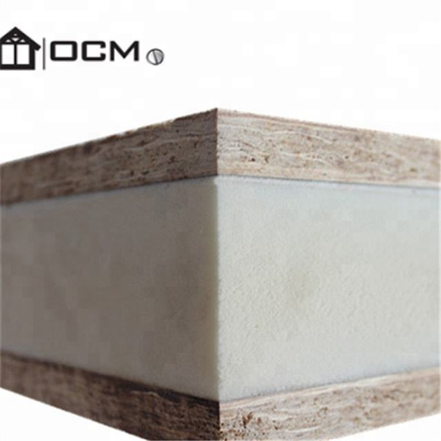 OCM OSB SIP Panel Outdoor 장식 나무 Panels