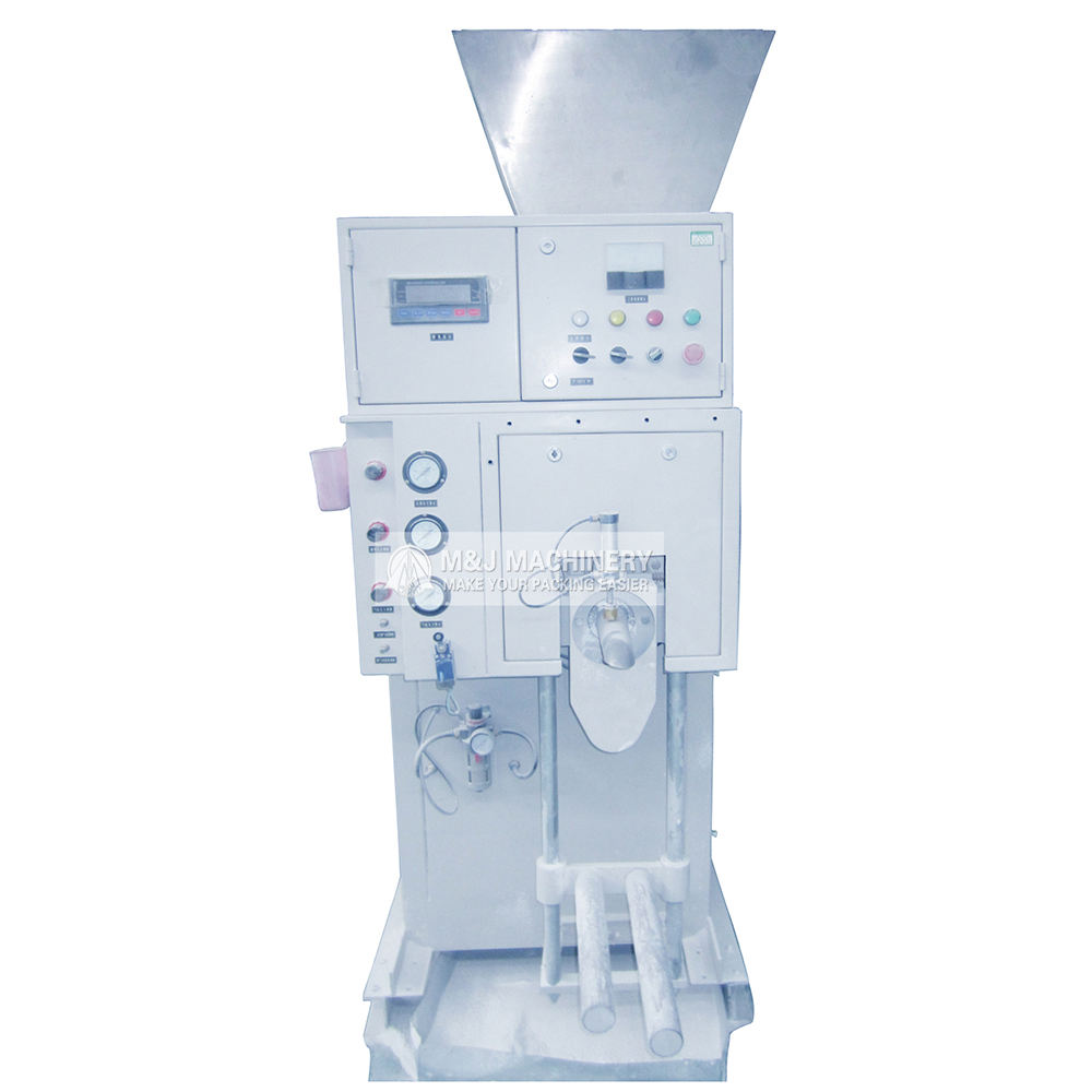 25kg 50 kg valve bag filler for fly ash Manufacturer, valve port packaging machine