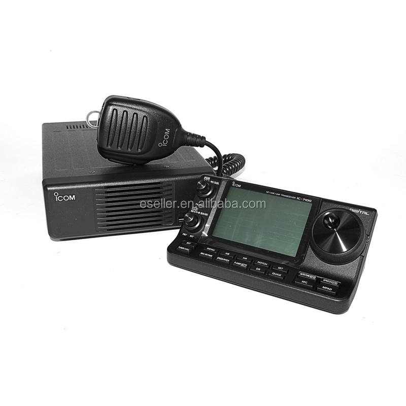 IC-7100 HF VHF UHF All Mode Radio