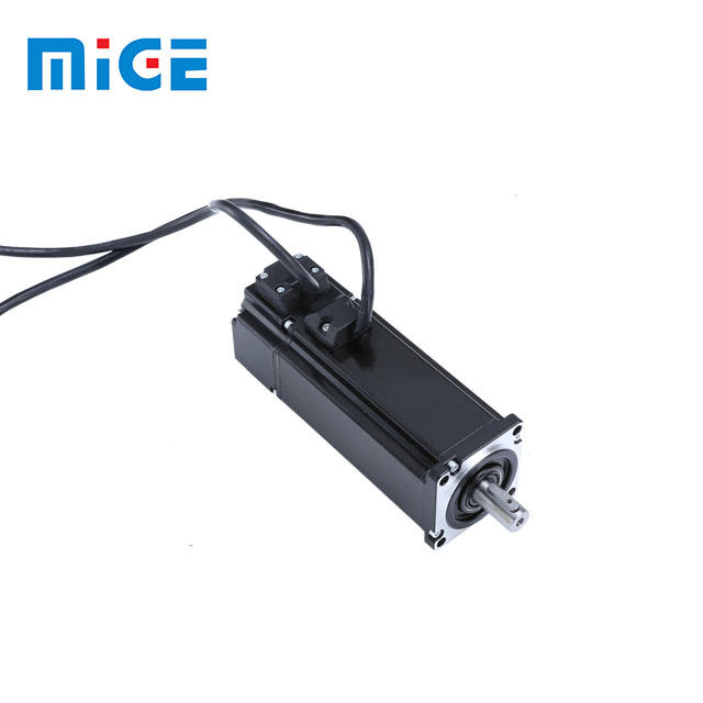 60mm 200w single phase AC servo motor